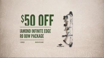 Cabela's Fall Great Outdoor Days Sale TV Spot, 'Save on Bow Hunting' - 976 commercial airings