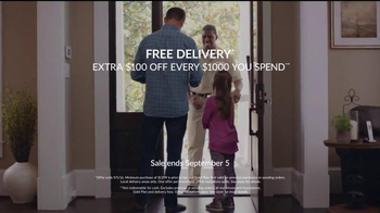 Havertys Labor Day Sale TV Spot, 'Marker' - Thumbnail 9