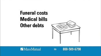 MassMutual Guaranteed Acceptance Life Insurance TV Spot, 'Questions'