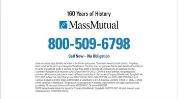 MassMutual Guaranteed Acceptance Life Insurance TV Spot, 'Questions' - Thumbnail 10