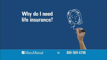 MassMutual Guaranteed Acceptance Life Insurance TV Spot, 'Questions' - Thumbnail 2