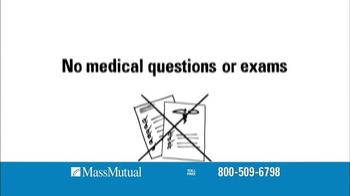MassMutual Guaranteed Acceptance Life Insurance TV Spot, 'Questions' - Thumbnail 7