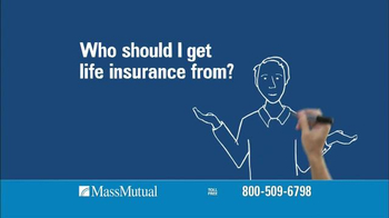 MassMutual Guaranteed Acceptance Life Insurance TV Spot, 'Questions' - Thumbnail 8