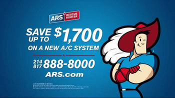 ARS Rescue Rooter TV Spot, 'Fans' - Thumbnail 10