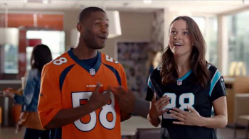 McDonald's McPick 2 TV Spot, 'NFL: Play Caller' - 1099 commercial airings