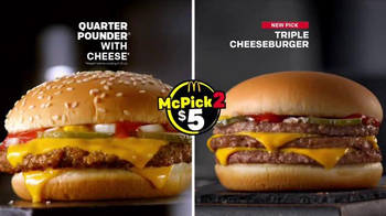 McDonald's McPick 2 TV Spot, 'NFL: Play Caller' - Thumbnail 6