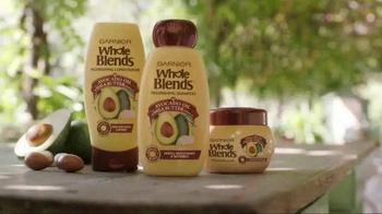 Garnier Whole Blends Avocado Oil & Shea Butter TV Spot, 'Nourishing Care' - Thumbnail 10