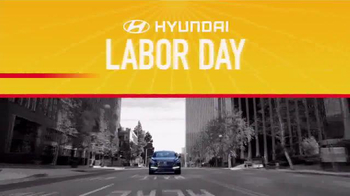 Hyundai Labor Day Sales Event TV Spot, 'Summer's Over' - Thumbnail 1