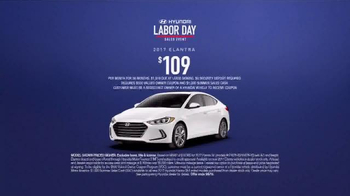 Hyundai Labor Day Sales Event TV Spot, 'Summer's Over' - Thumbnail 9