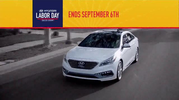 Hyundai Labor Day Sales Event TV Spot, 'Summer's Over' - Thumbnail 3