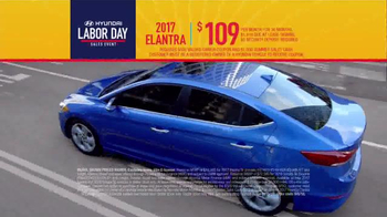 Hyundai Labor Day Sales Event TV Spot, 'Summer's Over' - Thumbnail 4
