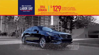 Hyundai Labor Day Sales Event TV Spot, 'Summer's Over' - Thumbnail 5