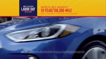 Hyundai Labor Day Sales Event TV Spot, 'Summer's Over' - Thumbnail 7