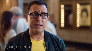 Sprint Unlimited Freedom TV Spot, 'Hyped' - Thumbnail 6