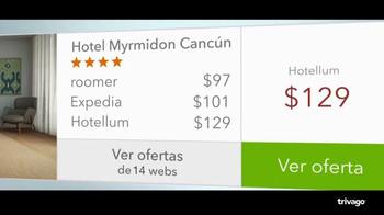 trivago TV Spot, 'Hotel ideal al mejor precio' [Spanish] - Thumbnail 8