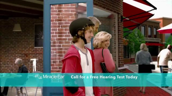 Miracle-Ear Genius 2.0 TV Spot, 'Start Hearing a Better Day' - Thumbnail 4