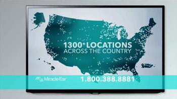 Miracle-Ear Genius 2.0 TV Spot, 'Start Hearing a Better Day' - Thumbnail 5