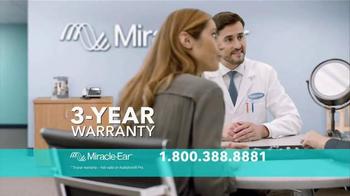 Miracle-Ear Genius 2.0 TV Spot, 'Start Hearing a Better Day' - Thumbnail 6
