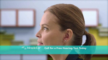 Miracle-Ear Genius 2.0 TV Spot, 'Start Hearing a Better Day' - Thumbnail 7