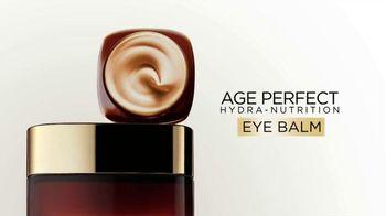 L'Oreal Paris Age Perfect Eye Balm TV Spot, 'Outlook' Feat. Susan Sarandon - 1226 commercial airings