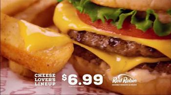 Red Robin TV Spot, 'Cheese Craving' - Thumbnail 5