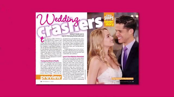 CBS Soaps in Depth TV Spot, 'Wedding Drama' - Thumbnail 10