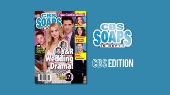CBS Soaps in Depth TV Spot, 'Wedding Drama' - Thumbnail 6