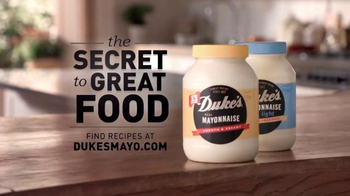 Duke's Mayonnaise TV Spot, 'Chocolate Cake' - Thumbnail 10