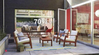 Overstock.com Labor Day Sale TV Spot, 'Rugs, Mattresses and More' - Thumbnail 1
