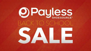 Payless Shoe Source Back to School Sale TV Spot, 'Blow Your Mind' - 1449 commercial airings