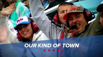Chicagoland Speedway TV Spot, 'The Chase for the NASCAR Sprint Cup' - Thumbnail 4