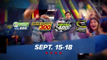 Chicagoland Speedway TV Spot, 'The Chase for the NASCAR Sprint Cup' - Thumbnail 7