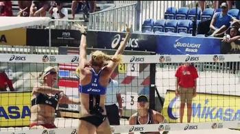 ASICS TV Spot, '2016 World Series of Beach Volleyball' - Thumbnail 3