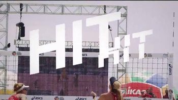 ASICS TV Spot, '2016 World Series of Beach Volleyball' - Thumbnail 4