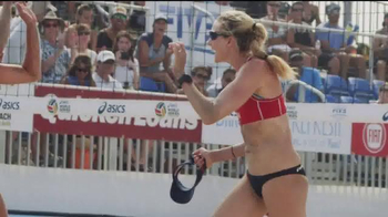 ASICS TV Spot, '2016 World Series of Beach Volleyball' - Thumbnail 6