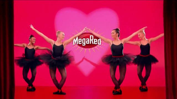 MegaRed Advanced 4in1 TV Spot, 'Ballet' - Thumbnail 1