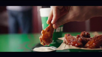 Wingstop Spicy Korean Q TV Spot, 'He Got There First' - Thumbnail 5