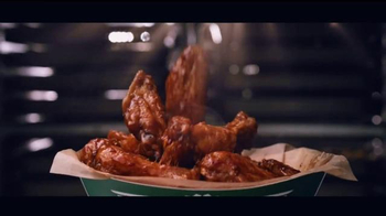 Wingstop Spicy Korean Q TV Spot, 'He Got There First' - Thumbnail 8