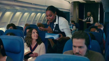 American Express Blue Cash Everyday TV Spot, 'Salad Bargaining' Ft Tina Fey - 5317 commercial airings