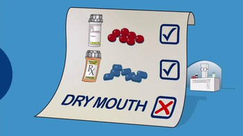 Biotene Dry Mouth Oral Rinse TV Spot, 'Prescription Medications' - Thumbnail 7