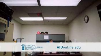American InterContinental University TV Spot, 'The Edge' - Thumbnail 1