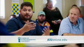 American InterContinental University TV Spot, 'The Edge' - Thumbnail 2