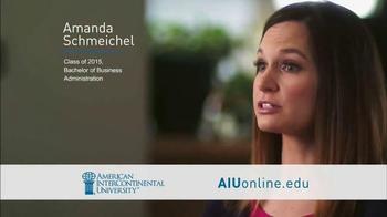American InterContinental University TV Spot, 'The Edge' - Thumbnail 7