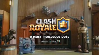 Clash Royale TV Spot, 'Rules of the Duel: Keep Your Eyes Open' - Thumbnail 10