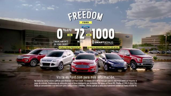 Gran Venta Freedom de Ford TV Spot, 'Sigue' canción de Pitbull [Spanish] - Thumbnail 9