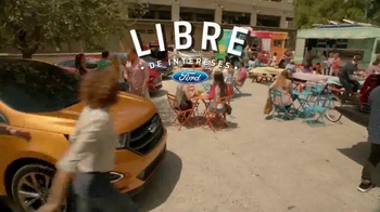 Gran Venta Freedom de Ford TV Spot, 'Sigue' canción de Pitbull [Spanish] - Thumbnail 7