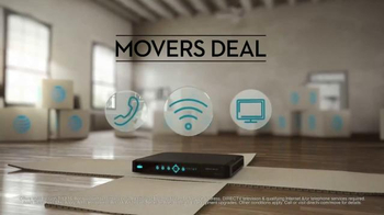 DIRECTV Movers Deal TV Spot, 'Moving' - Thumbnail 10