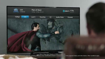 DIRECTV Movers Deal TV Spot, 'Moving' - Thumbnail 7