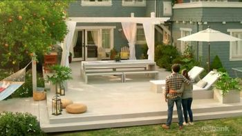 U.S. Bank TV Spot, 'The Deck' - 209 commercial airings