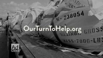 Ad Council TV Spot, 'Our Turn: Louisiana Flood Relief' Song by Wiretree - Thumbnail 6